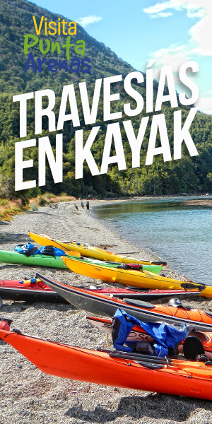 Travesías en Kayak de Mar!